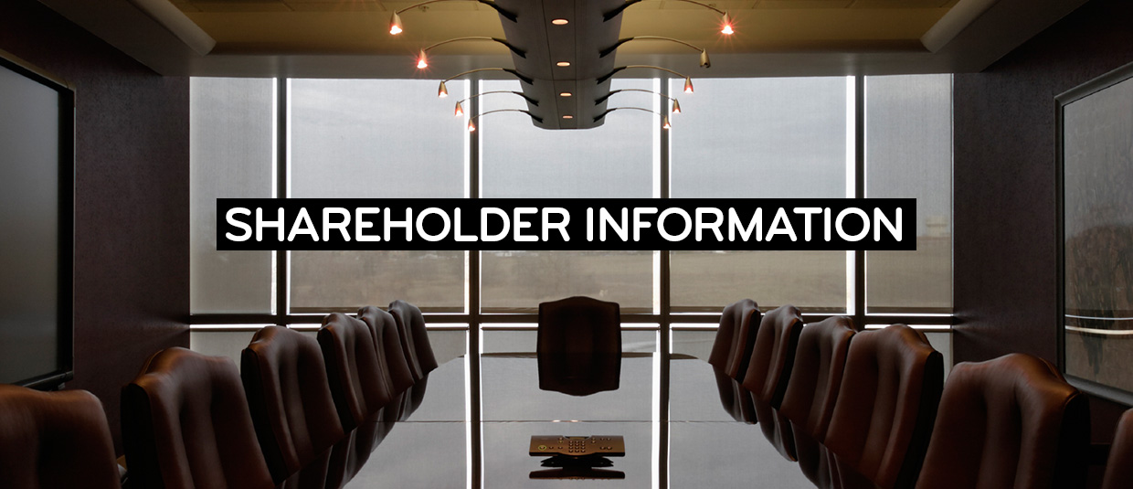 Shareholder-Header
