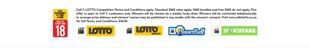 Value Added Lotto | Cell C