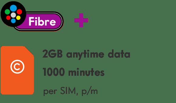 C-Fibre Fibre to the Home - Cell C